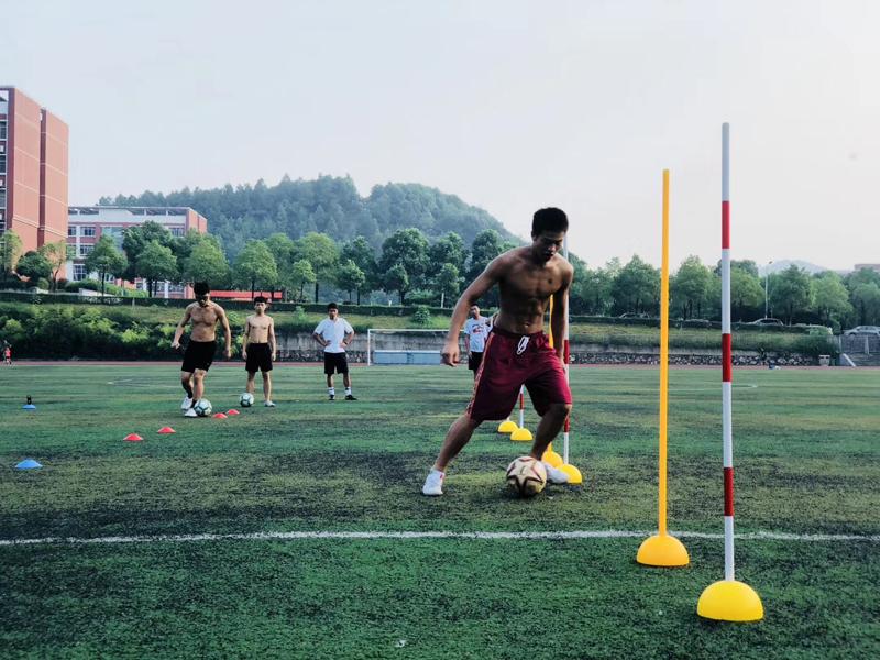 足球训练场