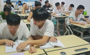 体育单招_建桥体育如何让学生们轻松渡过炎炎夏日