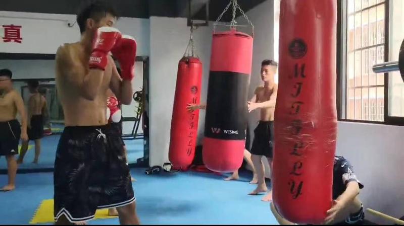 跆拳道训练